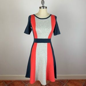 Boden Color Block Dress